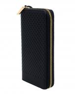 black and gold ladies wallet